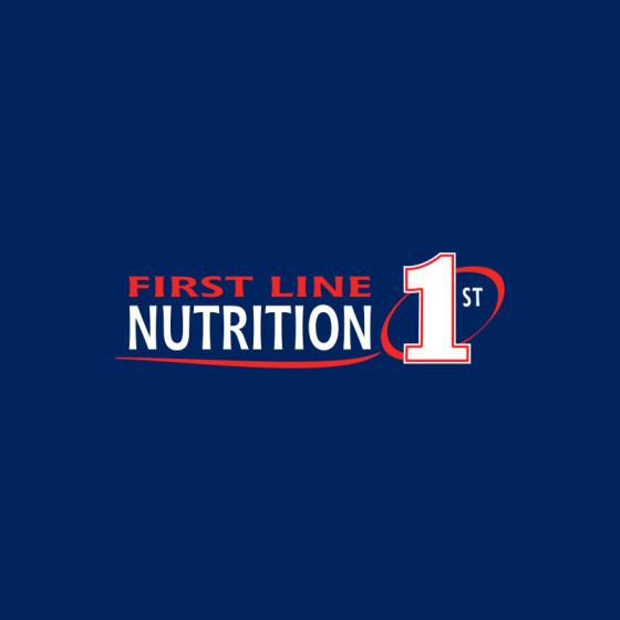Criação Logomarca First Line Nutrition