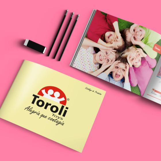 Catálogo de Brinquedos 2015
