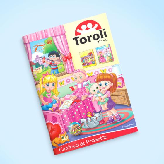 Catálogo de Brinquedos 2014