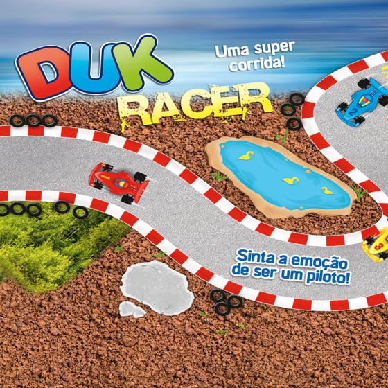 Criação da Cartela para o Brinquedo Duk Racer