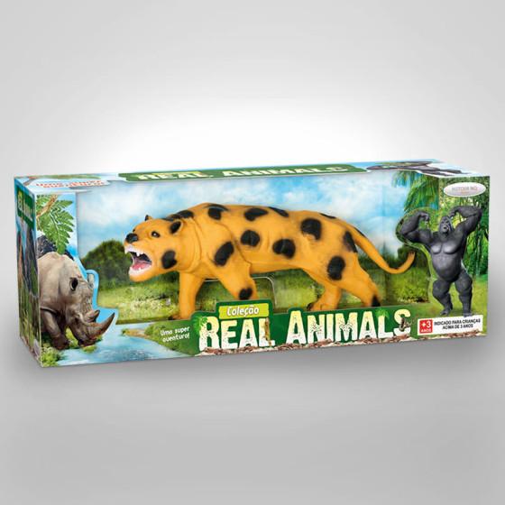 Criação Linha de Embalagens Real Animals