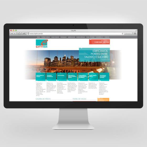 Site Institucional CITYRH