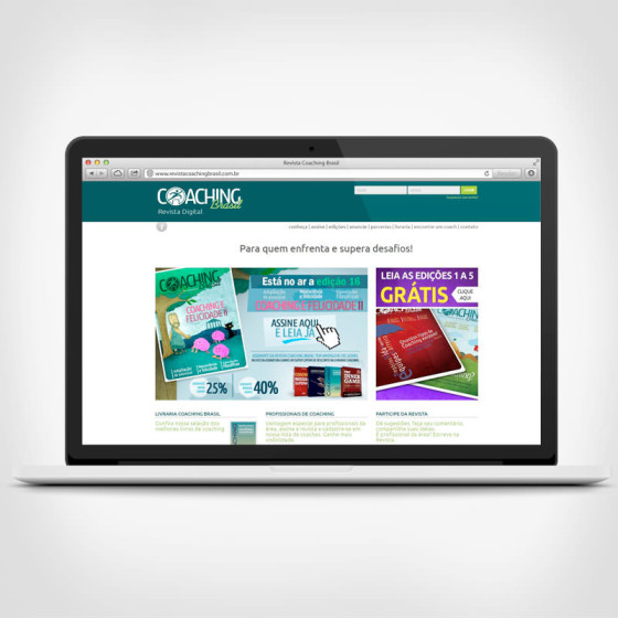 Portal Revista Coaching Brasil