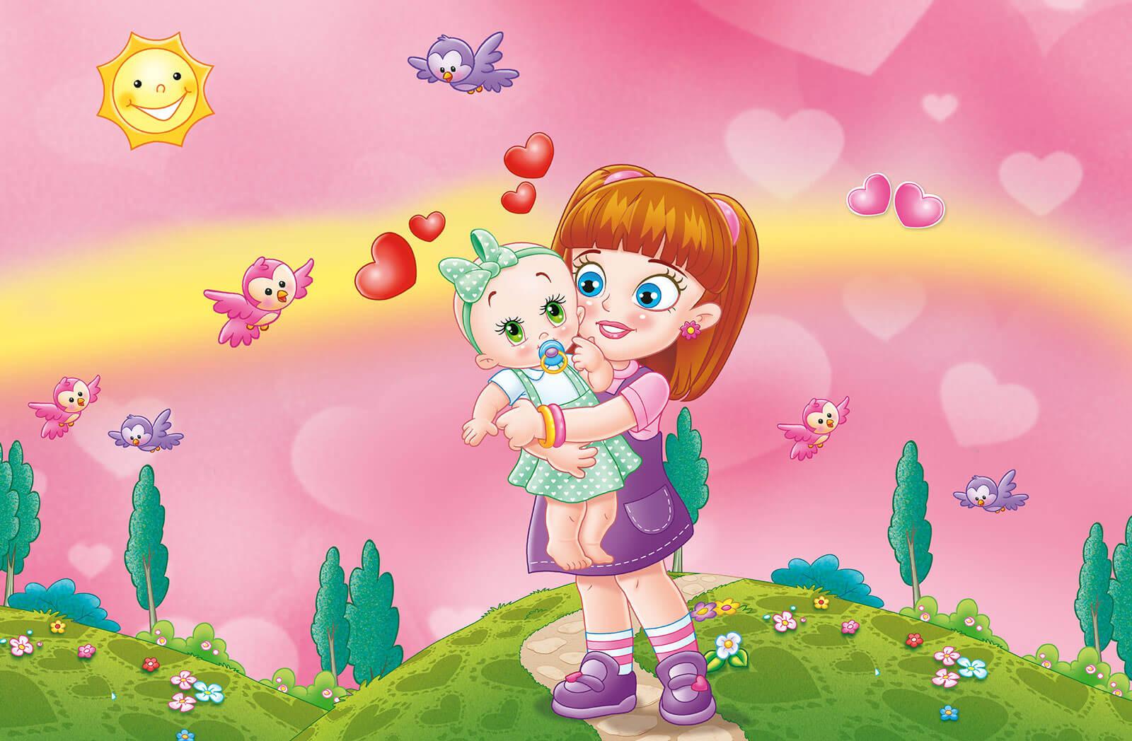 Ilustração Brinquedo Aymê
