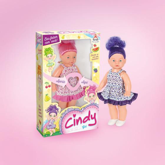 Criação Embalagem Cindy Girl
