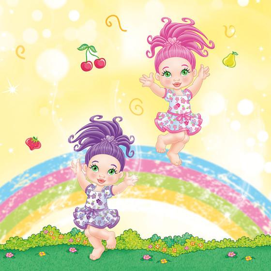 Ilustração Embalagem Cindy Girl