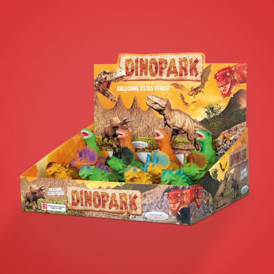 Criação Embalagem Dinopark