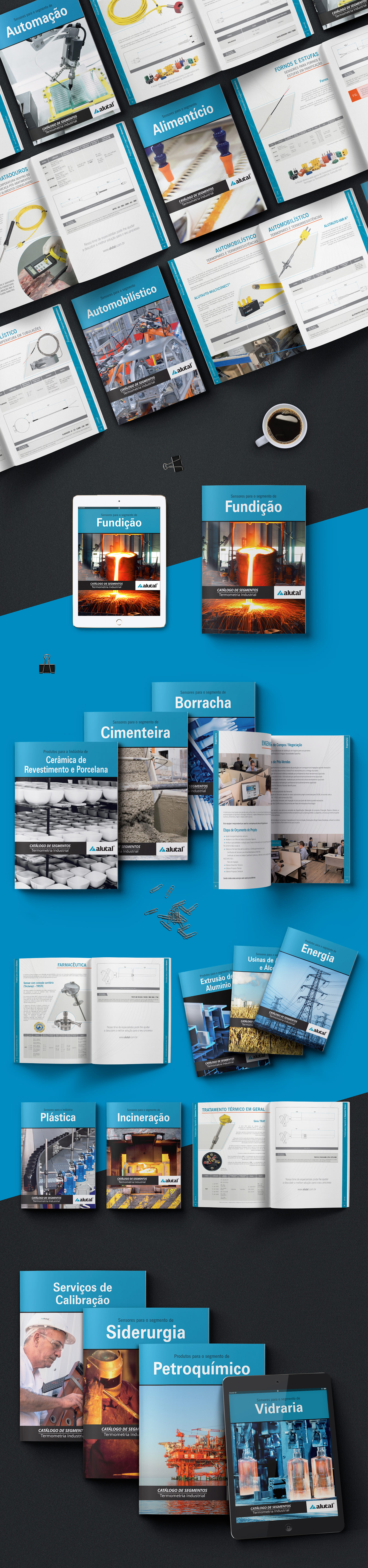 Catálogos Segmentos Alutal