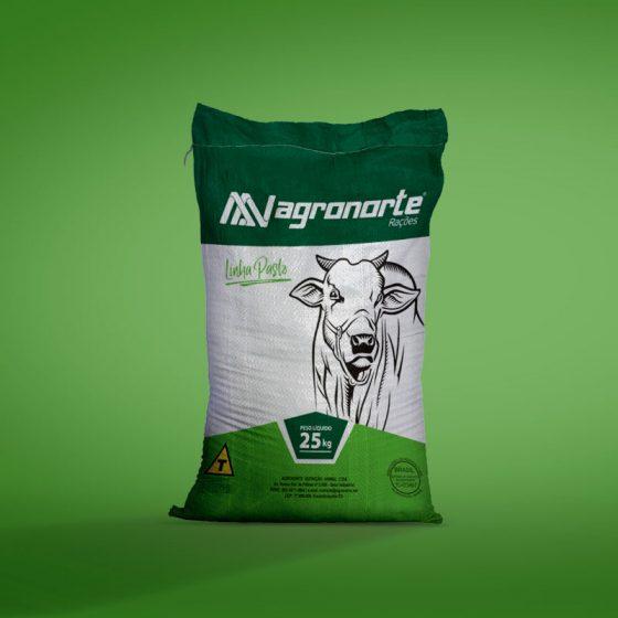 Criação Linha de Embalagem Agronorte