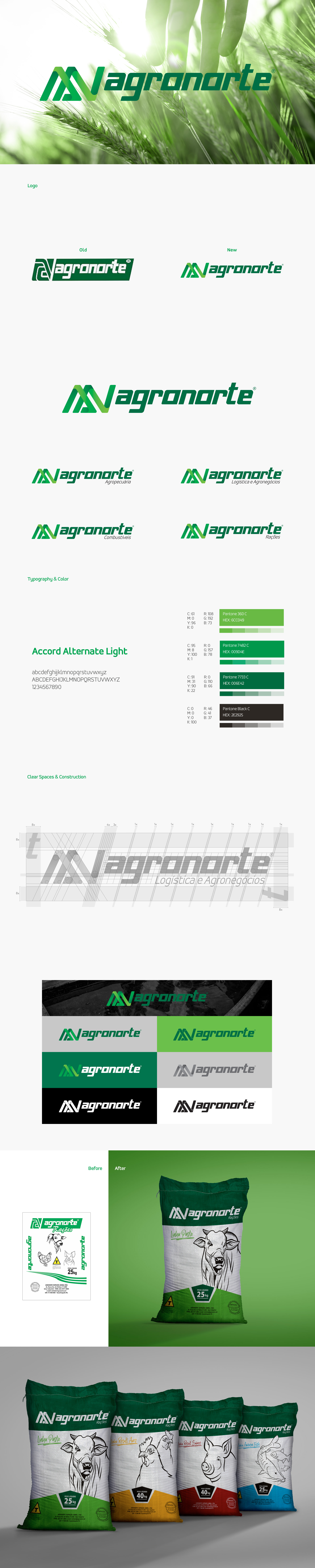 Redesign Agronorte