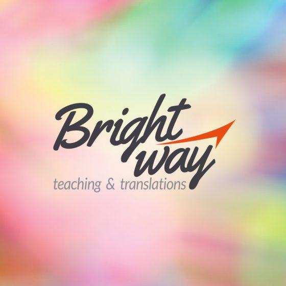 Criação Logomarca Bright Way