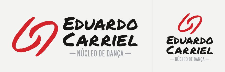 Redesign da Marca Núcleo de Dança Eduardo Carriel